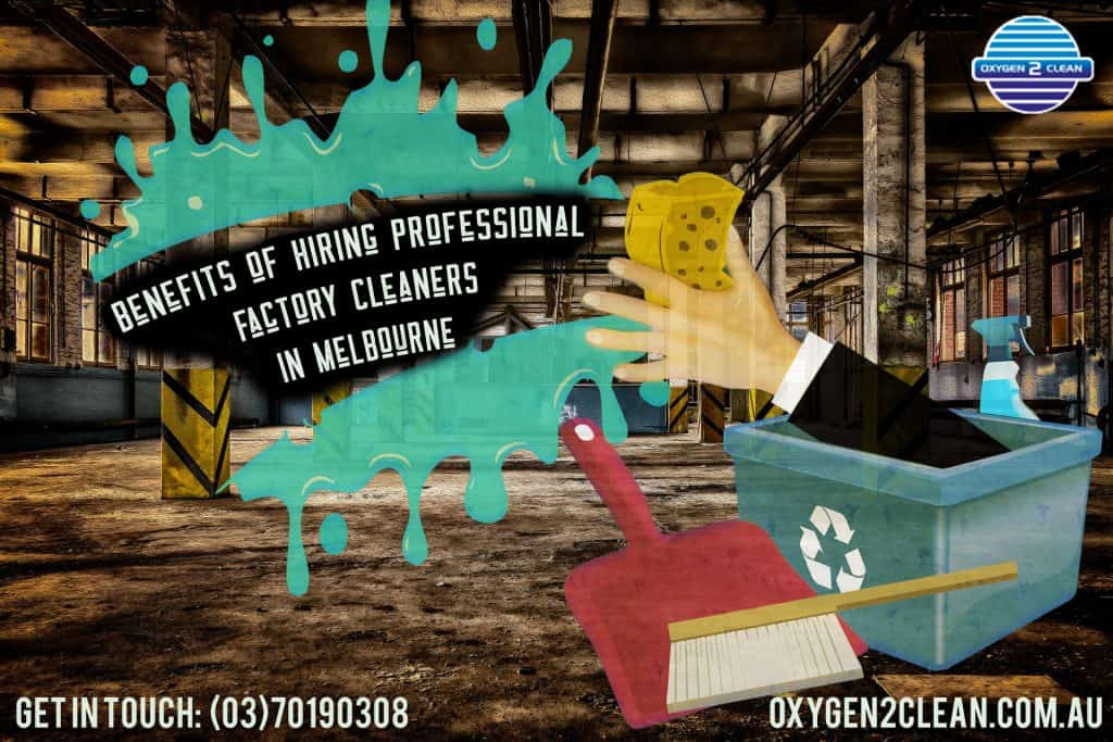 Warehouse Cleaners Melbourne